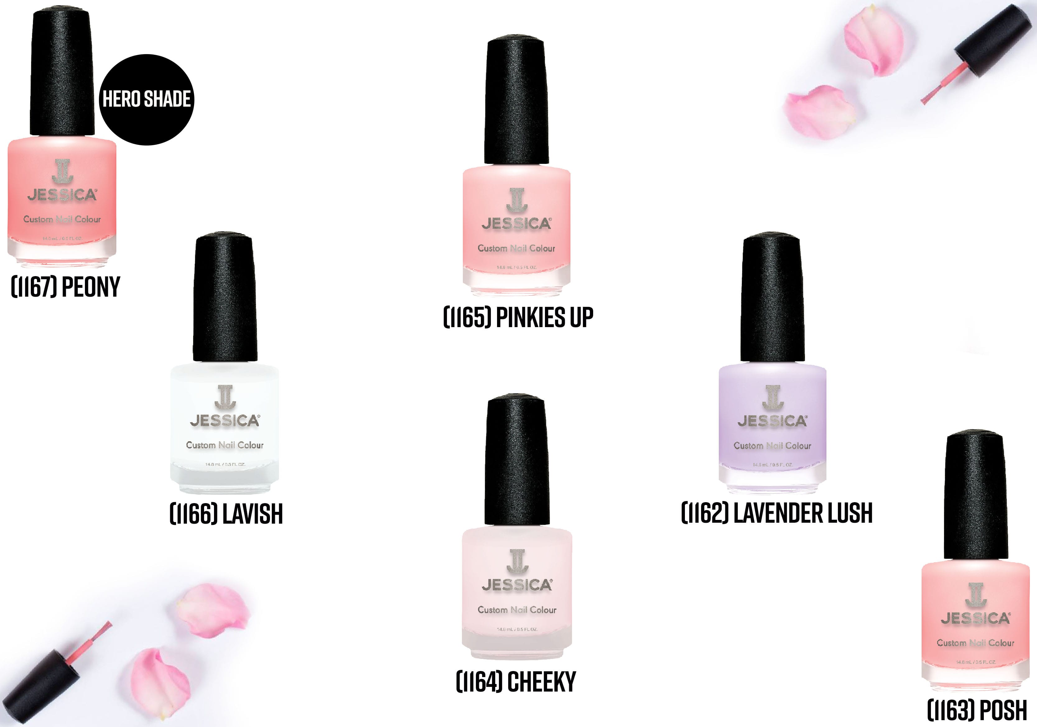 La Vie en Rose By Jessica | Blog | Nail Polish Direct
