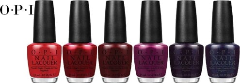OPI STARLIGHT LEFT