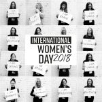 International Women's Day 2018 #IAMNPD