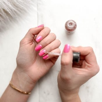 How to Remove Gel Nail Polish at Home with NAILS INC. Gel-Less Revolutionary Gel Remover Pot
