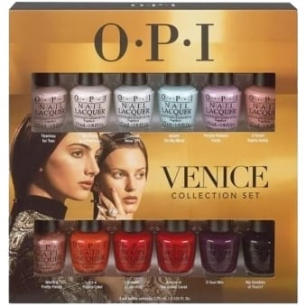 2015 Mini Nail Polish Collection - Venice (12x3.75ml)