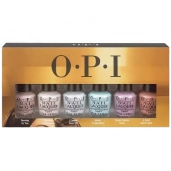 2015 Mini Nail Polish Collection - Venice Top Set (6 X 3.75ML)
