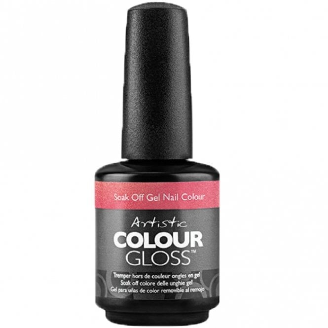 Artistic Colour Gloss A New Skate Of Mind 2017 Gel Nail Polish Collection - Hell On Wheels (2100094) 15ml