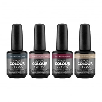 Nail polish direct cheap nail polish online a steam punk affair 2018 gel polish collection complete 4 piece set freerunsca Image collections