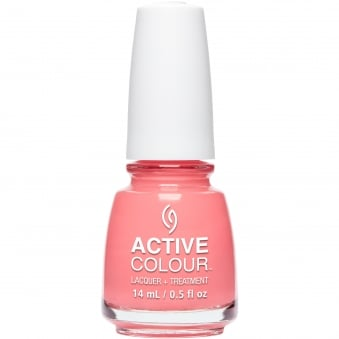 Active Colour Nail Polish & Treatment Collection 2016 - For Coral Support 14ml
