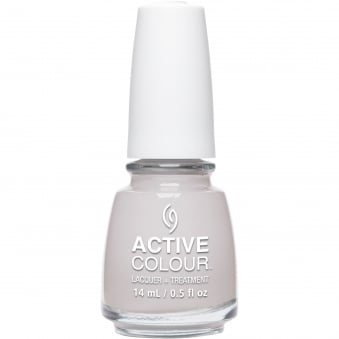Active Colour Nail Polish & Treatment Collection 2016 - Set In Greystone 14ml