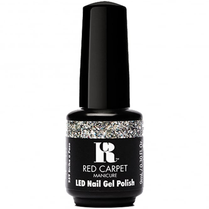 Red Carpet Manicure Gel After Party Exclusives LED Nail Polish Collection - Strike A Pose 9ml (259)