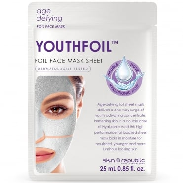 AGE DEFYING - YOUTHFOIL Foil Face Mask Sheet 25ml