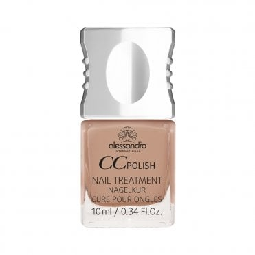 Colour and Care Nail Treatment - Mocca CC Polish 10mL