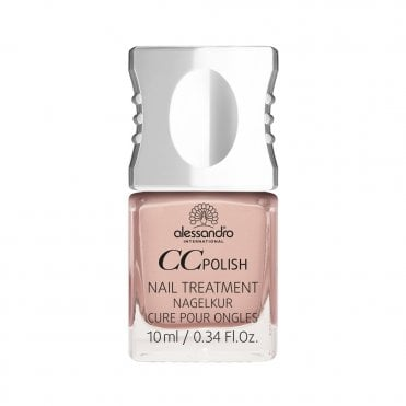 Colour and Care Nail Treatment - Mousse au Chocolat CC Polish 10mL