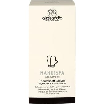 Hand!SPA Age Complex - Thermasoft Self-Warming Treatment Gloves