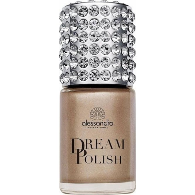 Alessandro Luxury Dream Nail Polish with 24 Carat Gold - Golden Diva 15mL