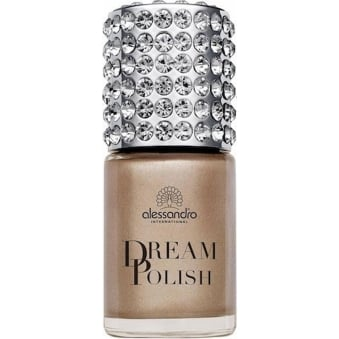 Luxury Dream Nail Polish with 24 Carat Gold - Golden Diva 15mL