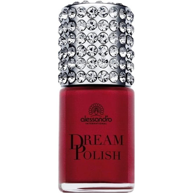 Alessandro Luxury Dream Nail Polish with Diamond Powder - Delicious Dream 15mL