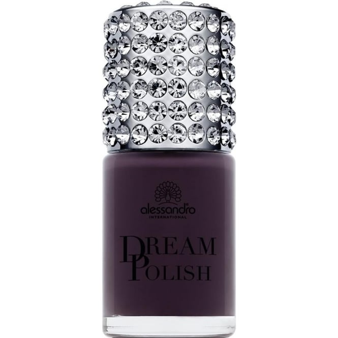 Alessandro Luxury Dream Nail Polish with Diamond Powder - Hot Obsession 15mL (08534)