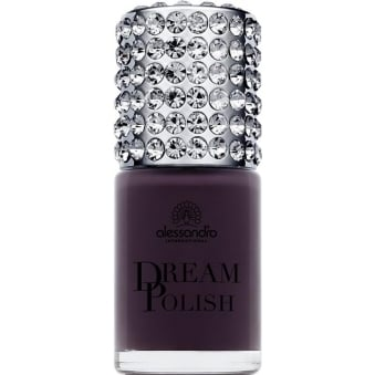 Luxury Dream Nail Polish with Diamond Powder - Hot Obsession 15mL