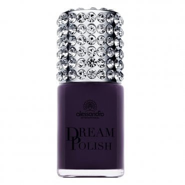 Luxury Dream Nail Polish with Diamond Powder - Purple Pleasure 15mL