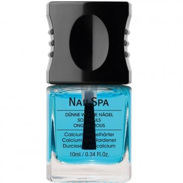 NAILSPA - Calcium Nail Hardener for Strengthening Thin and Soft Nails 10mL