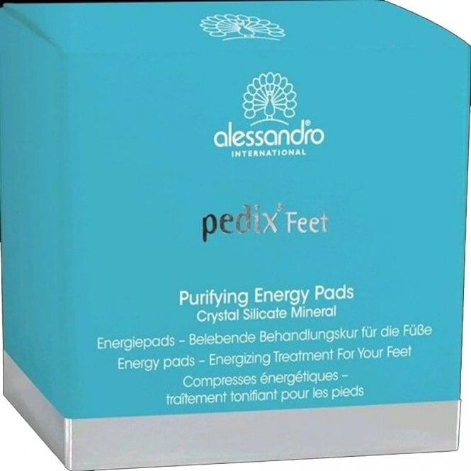 Alessandro Pedix Feet - Purifying Energy Pads for Your Feet