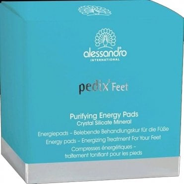 Pedix Feet - Purifying Energy Pads for Your Feet