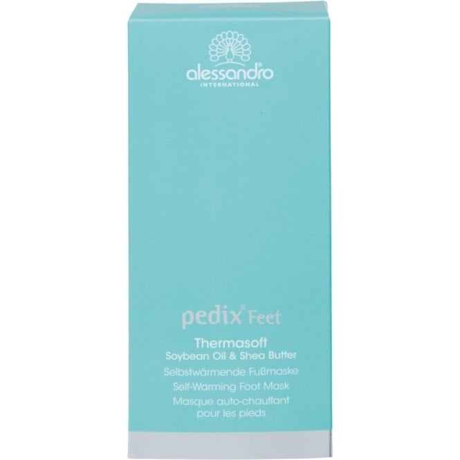 Alessandro Pedix Feet - Thermasoft Self-Warming Foot Mask Socks