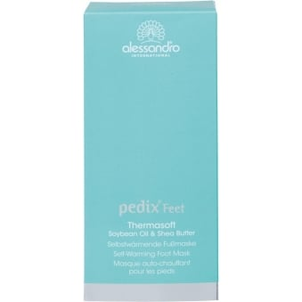 Pedix Feet - Thermasoft Self-Warming Foot Mask Socks