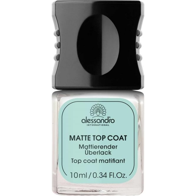 Alessandro Professional Manicure - Matte Effect Top Coat 10mL