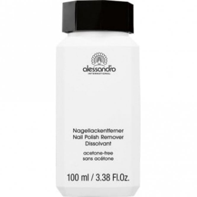 Alessandro Quick & Gentle Acetone Free - Nail Polish Remover 100ml