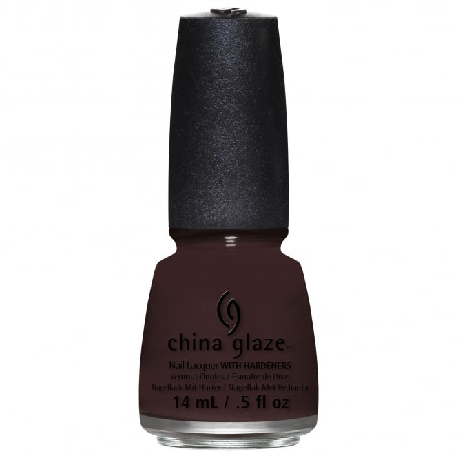 China Glaze All Aboard Nail Polish Fall Core Collection 2014 - What Are You A-Freight Of 14ml (81857)