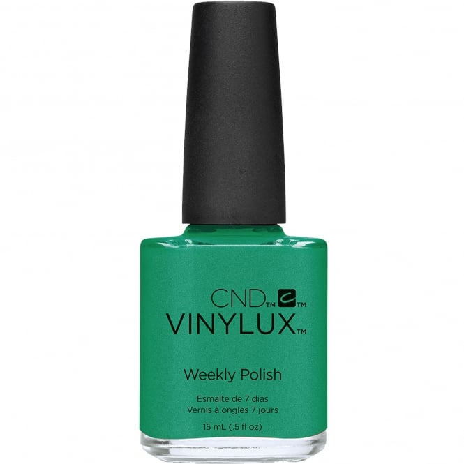 CND Vinylux Art Vandal Weekly Nail Polish 2016 Colour Collection - Art Basil (210) 15ml