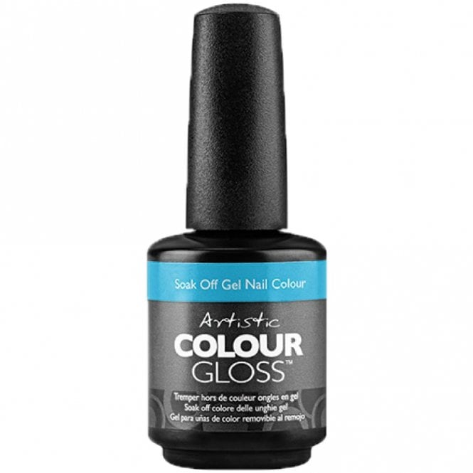 Artistic Colour Gloss A New Skate Of Mind 2017 Gel Nail Polish Collection - Catch My Air (2100099) 15ml