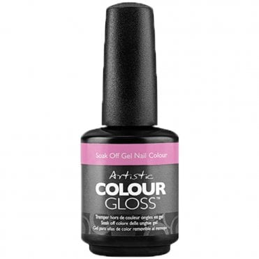 A New Skate Of Mind 2017 Gel Nail Polish Collection - Gnarly In Pink (2100096) 15ml