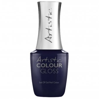 Artistic Colour Gloss Gel Nail Polish Collection - Determined (03122) 15ml