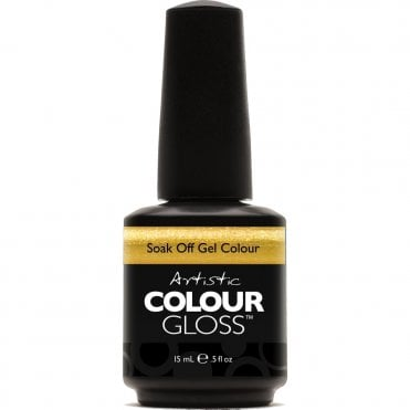 Artistic Colour Gloss Gel Nail Polish Collection - Glowing (03060) 15ml
