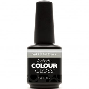 Artistic Colour Gloss Gel Nail Polish Collection - Ivory Mist (03081) 15ml