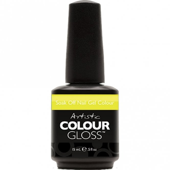 Artistic Colour Gloss Artistic Colour Gloss Gel Nail Polish Collection - Monkey Business (03171) 15ml