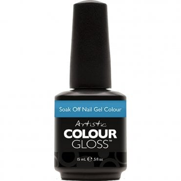 Artistic Colour Gloss Gel Nail Polish Collection - Tiki My Fancy (03173) 15ml