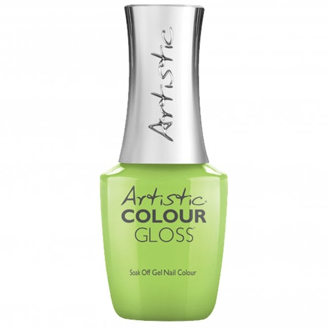 Artistic Colour Gloss Gel Nail Polish Collection - Toxic (03066) 15ml