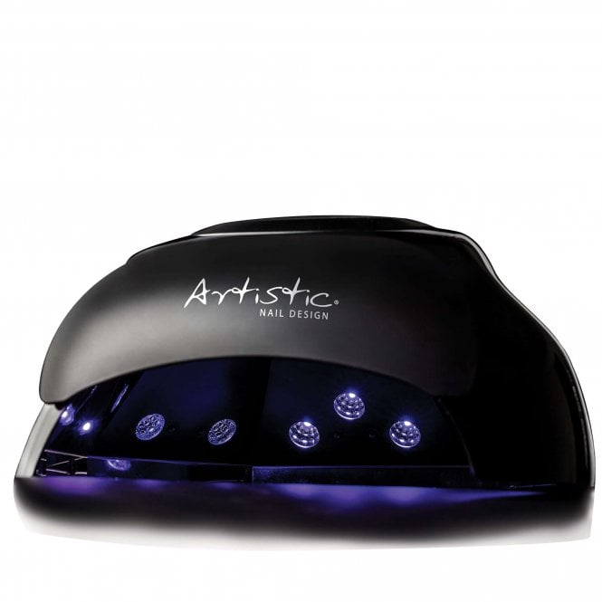 Artistic Colour Gloss LED Professional 30 - High Performing Gel Nails Curing Lamp