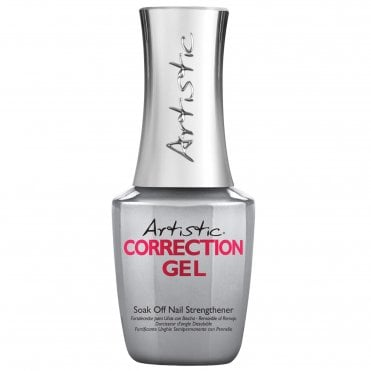Soak Off Brush-On Nail Strengthening Correction Gel 15mL (03232)