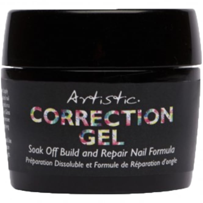 Artistic Colour Gloss Soak Off Build & Repair Nail Formula 15mL (03231)