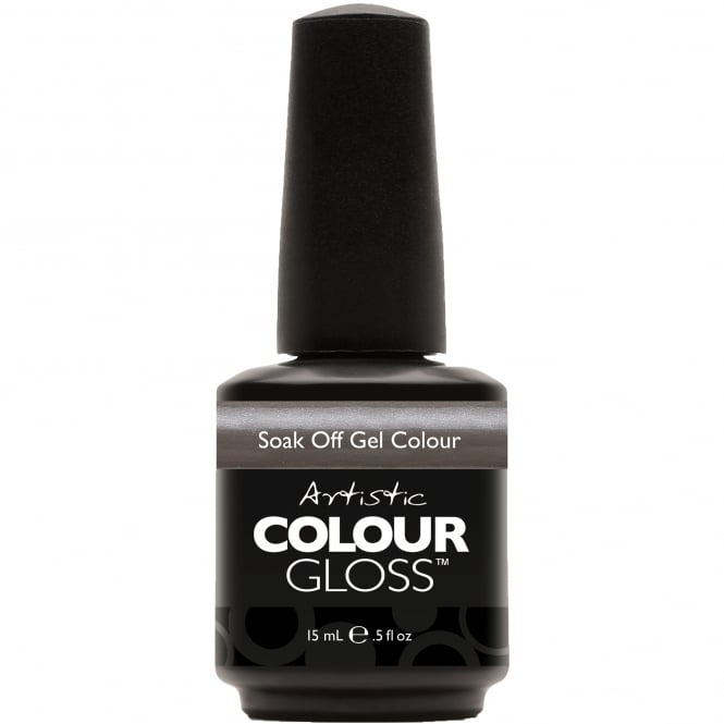 Artistic Colour Gloss Soak Off Gel Nail Polish - Angel Tears 15mL (03080)