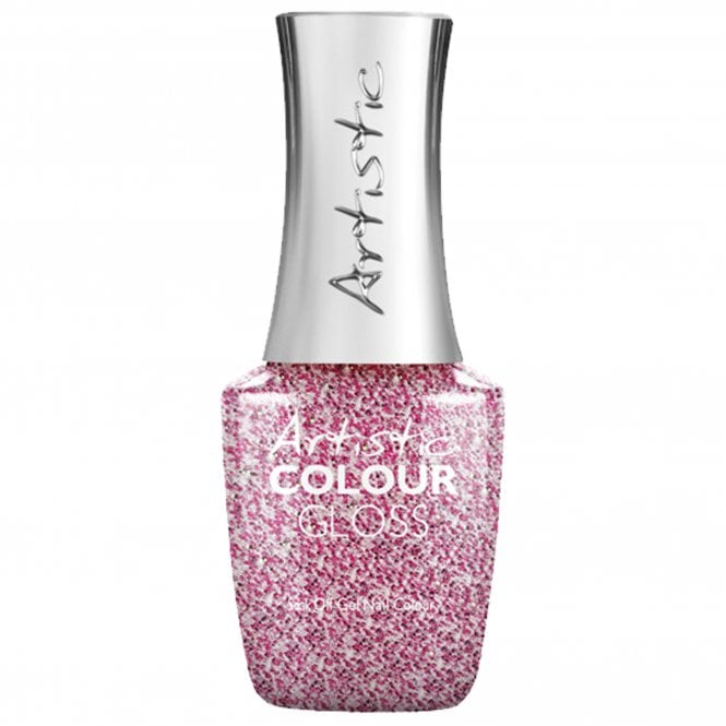 Artistic Colour Gloss Soak Off Gel Nail Polish - Anticipation 15mL (03153)