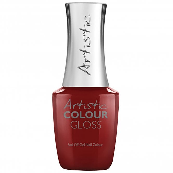 Artistic Colour Gloss Soak Off Gel Nail Polish - Artistic Life 15ml (03261)