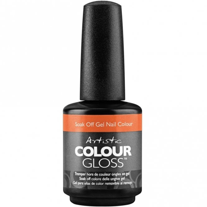 Artistic Colour Gloss Soak-Off Gel Nail Polish - Colortopia (03259) 15ml