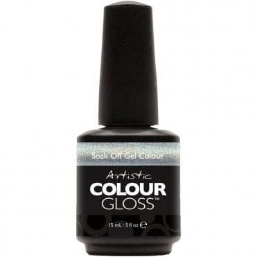 Soak Off Gel Nail Polish - Dangerous 15mL (03100)