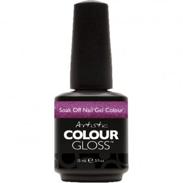 Soak Off Gel Nail Polish - Desired 15mL (03129)