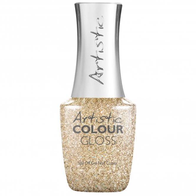 Artistic Colour Gloss Soak Off Gel Nail Polish - Excitement 15mL (03154)