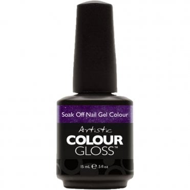 Soak Off Gel Nail Polish Fall Collection 2015 - Dark Side 15ML