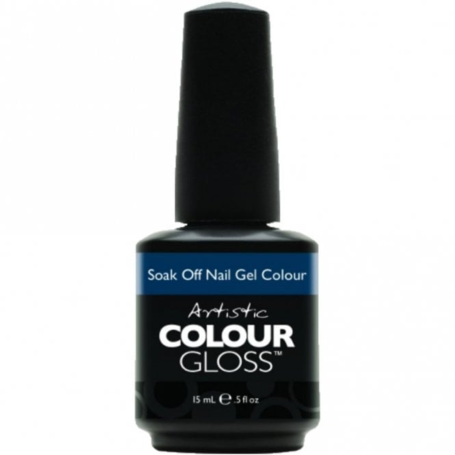 Artistic Colour Gloss Soak Off Gel Nail Polish Fall Collection 2015 - Lunar Madness 15ML